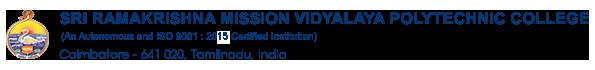 Sri Ramakrishna Mission Vidyalaya Polytechnic College, Coimbatore
